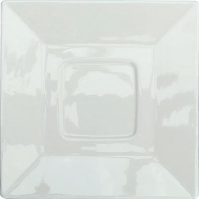 Platillo porcelana cuadrado