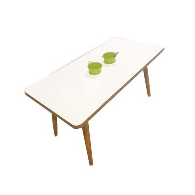 Mesa niño rectagular cubierta blanca 110x55 cm
