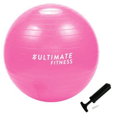 Balón pilates 65 cm con inflador