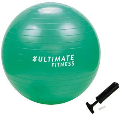 Balón pilates 55 cm con inflador