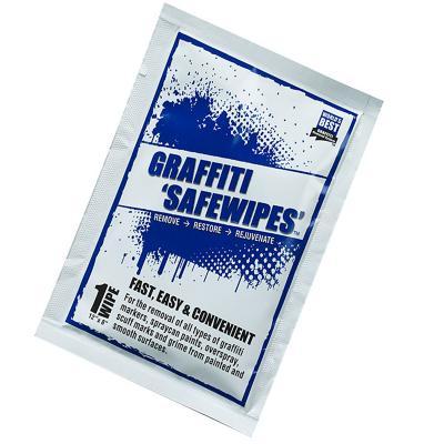 Toalla removedora graffiti 20 unidades