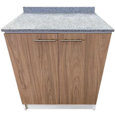Mueble base cubierta granito 100x50x85 cm