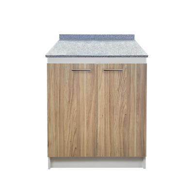 Mueble base cubierta granito 80x50x85 cm