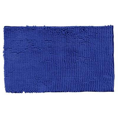Piso de baño silk azul 60x40 cm