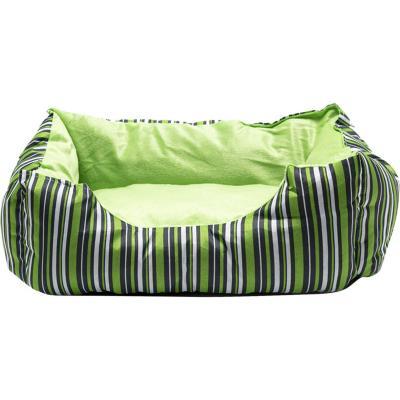 Cama verde perros