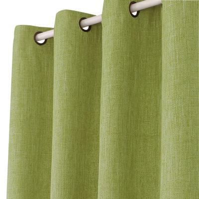 Cortina tela 140x220cm Singapur verde