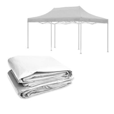Lona techo para toldo blanco 3x6 m