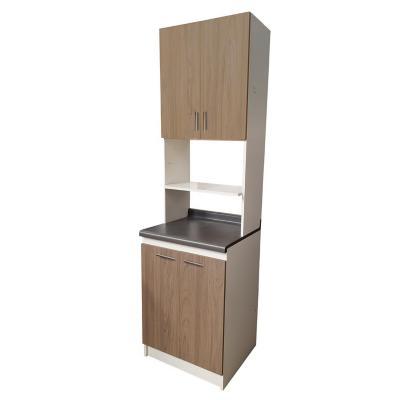 Mueble para microondas 60x60x185 cm