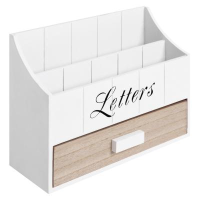 Organizador de cartas 11x24x18 cm