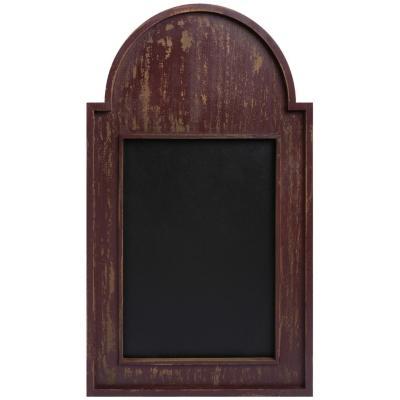 Pizarra de madera para tiza 2.5x36x65 cm