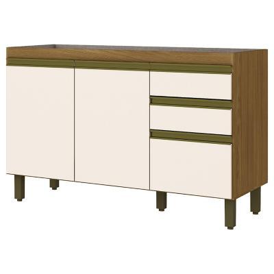 Mueble base cocina 79,5x120x51 cm