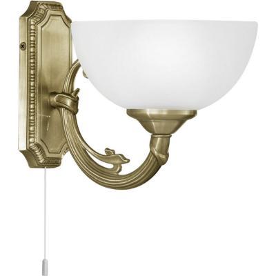 Apliqué Savoy 40W E14 bronce