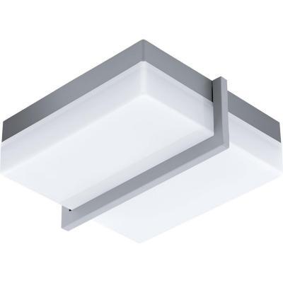 Apliqué para baño Sonella plástico led 8W blanco