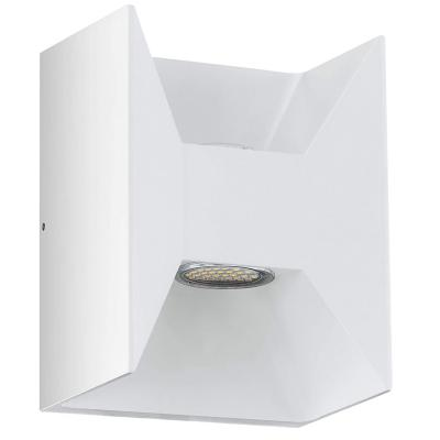 Apliqué exterior Morino 5W led blanco