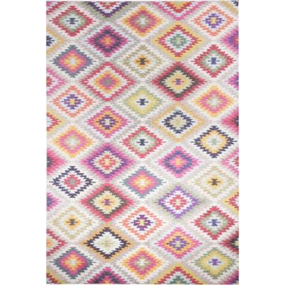 Bajada de cama kolor rhombus 60x120 cm multicolor