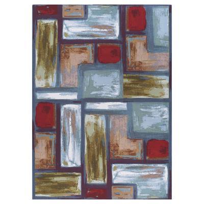 Alfombra kadir VII 120x180 cm multicolor