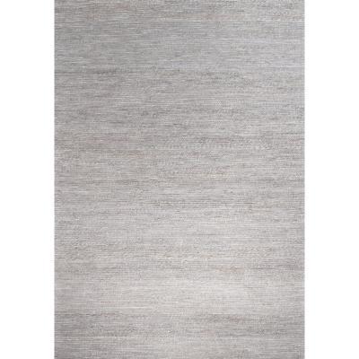 Alfombra handwoven alberbello 160x230 cm blanco