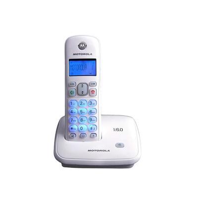 Teléfono inalámbrico speaker blanco