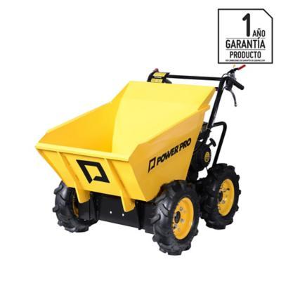 Mini Dumper gasolina 300 kg de carga 6,5HP