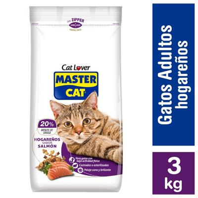 Alimento gato hogareño 3 kg