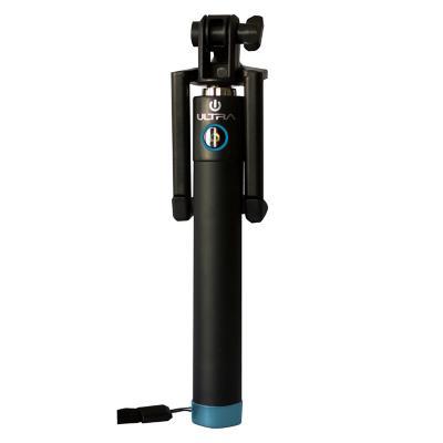 Monópode Bluetooth Azul/Negro