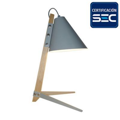 Lámpara escritorio 1 luz blanca