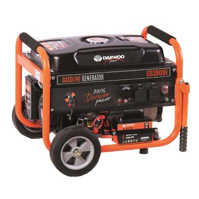 Generador eléctrico a gasolina 3000W