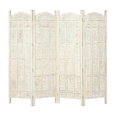 Biombo claro 180x180x3 madera
