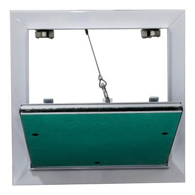 tapa de inspección 20x20 cm blanca 12,5 mm
