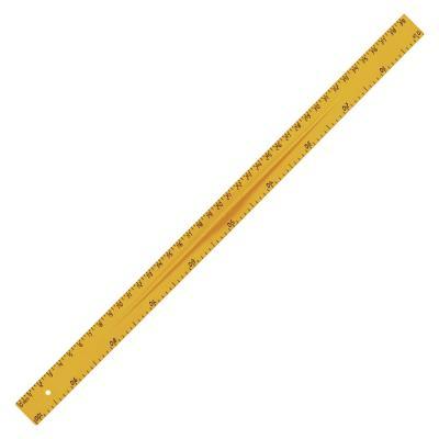 Regla plástica para pizarra 100cm