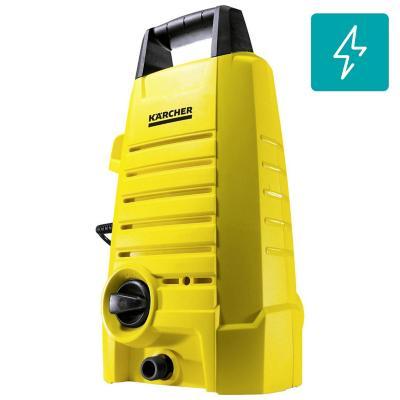 Hidrolavadora 1200 W eléctrica 100 Bar