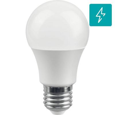 Ampolleta LED E27 4,5W luz cálida