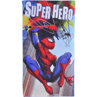 Toalla multiuso 60x120 spiderman