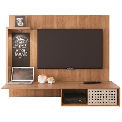 """Panel de TV 42 """" 136x43x110 Café oscuro"""