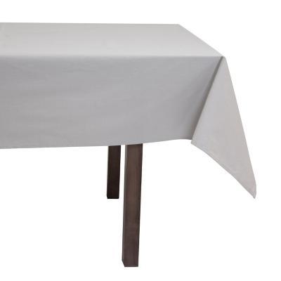 Mantel 140x230 cm gris
