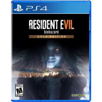 Juego ps4 resident evil 7 biohazard gold edition