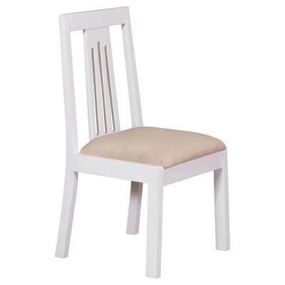 Silla 58x47x95 cm blanco