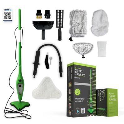 Mopa a vapor steam cleaner 5 en 1 verde