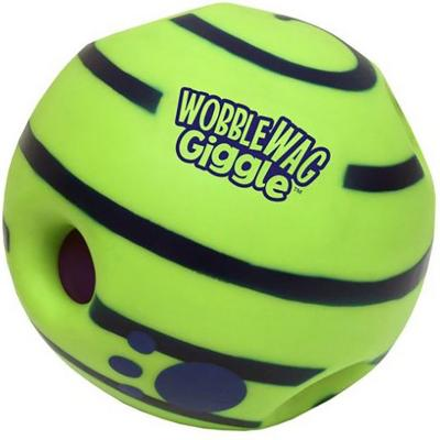 Juguete mascota giggle ball