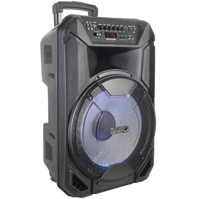 Karaoke 80 W bluetooth micrófono inalámbrico