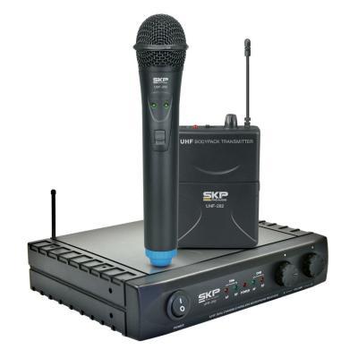 Micrófono inalámbrico uhf