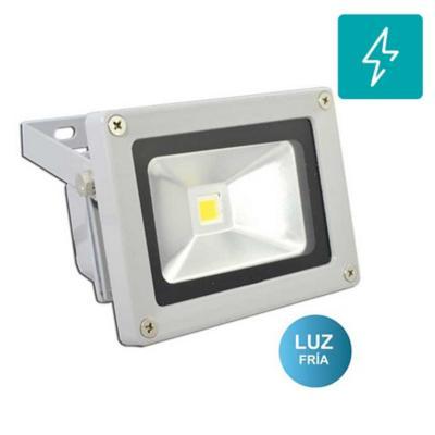 Foco exterior led smd 10w luz blanca
