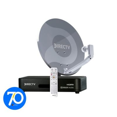 Kit prepago HD autoinstalable
