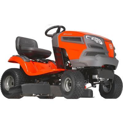 "Tractor a gasolina 17 HP 38"""