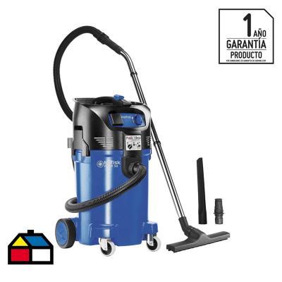 Aspiradora seco/húmedo eléctrica 1200 W 50 litros