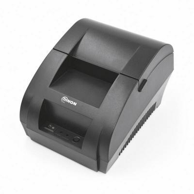 Impresora térmica 58 mm, puertos USB/red
