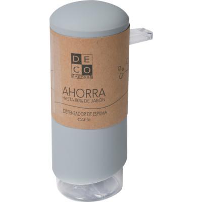 Dispensador jabón gris