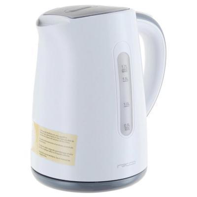Hervidor eléctrico 1.7 litros blanco recco