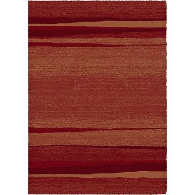 Bajada de cama océano 60x115 cm rojo