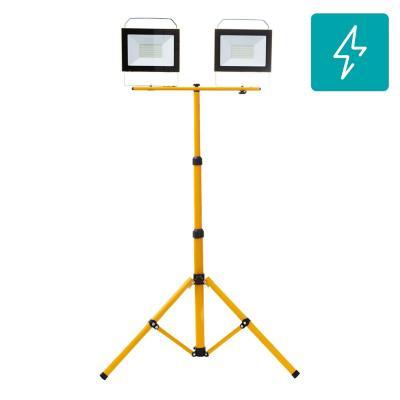 Tripode led 2x50 W